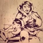 Tova & Lorentz by Diana